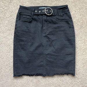 Dynamite jeans skirt
